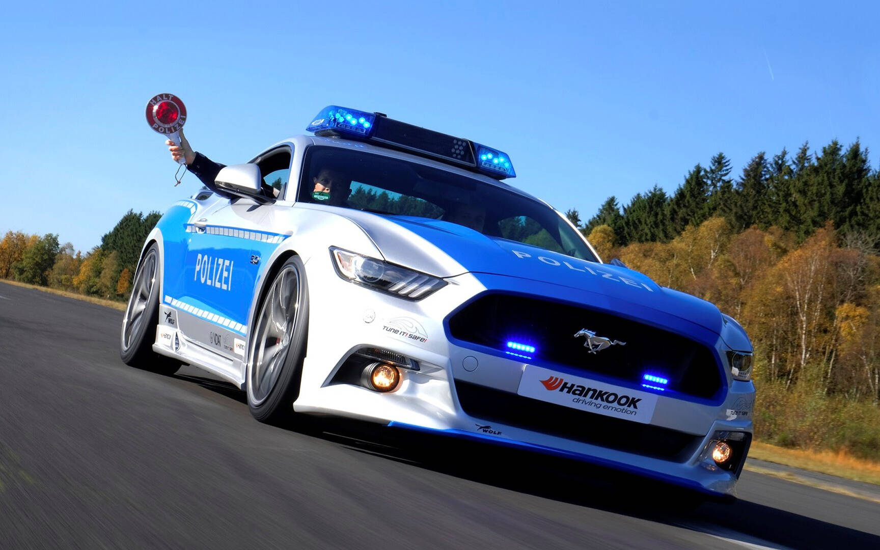 <p>Ford Mustang (Germany)</p>