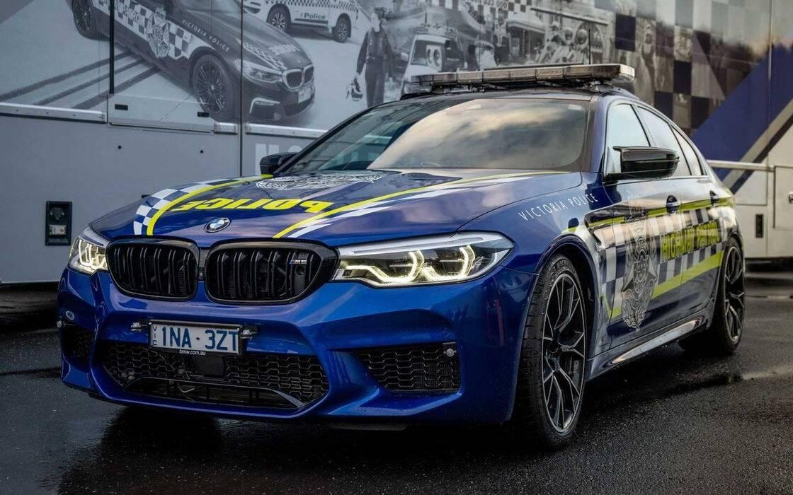 <p>BMW M5 Competition (Australia)</p>