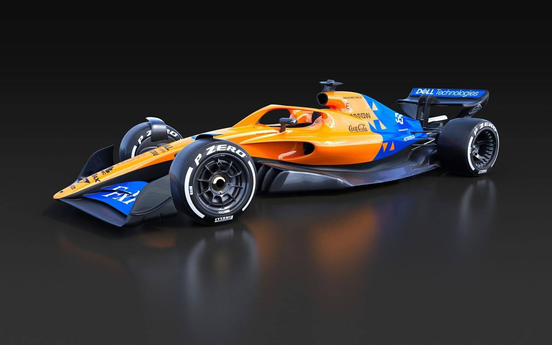 <p>McLaren Racing F1</p>