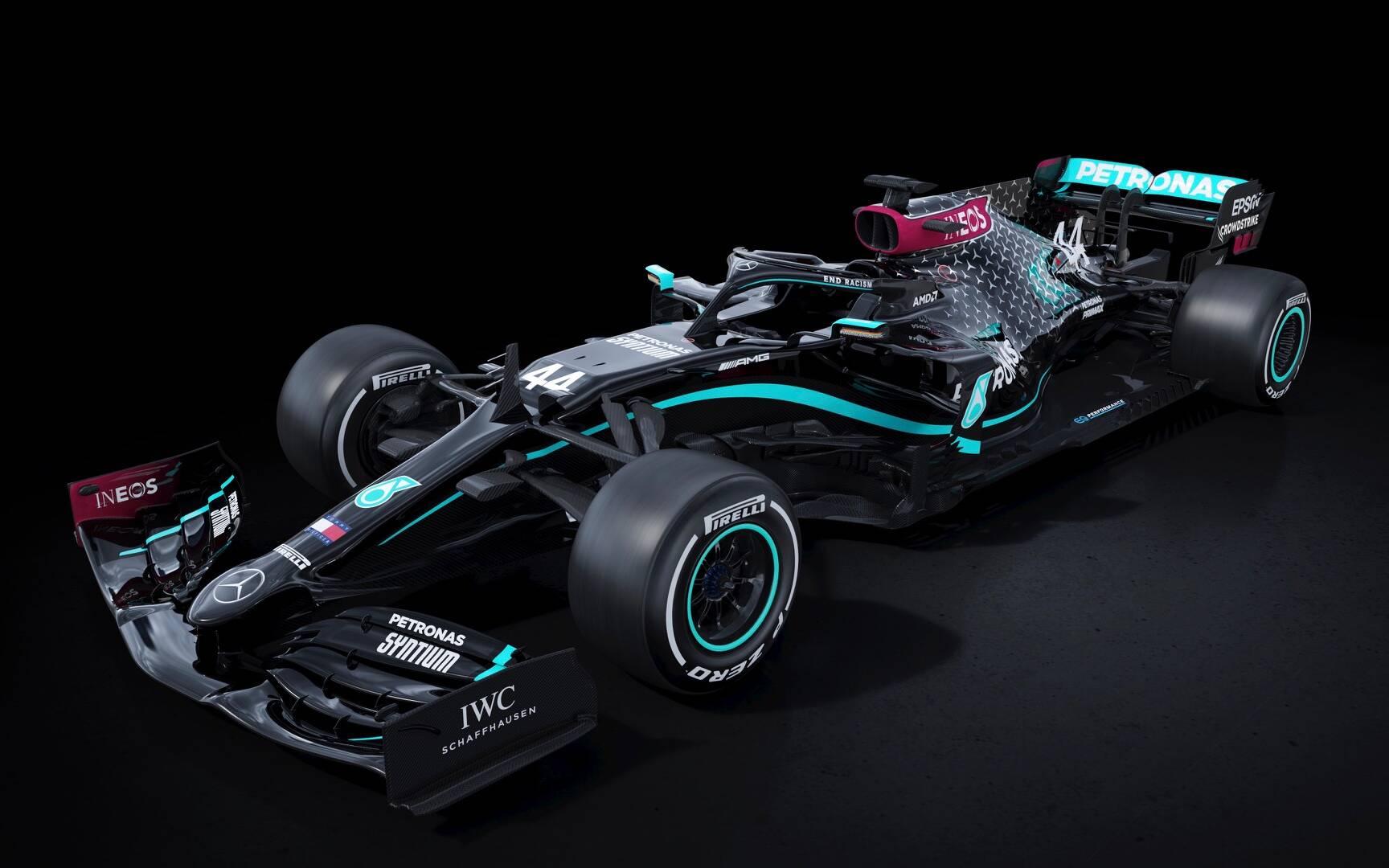 <p>Mercedes-AMG Petronas F1</p>