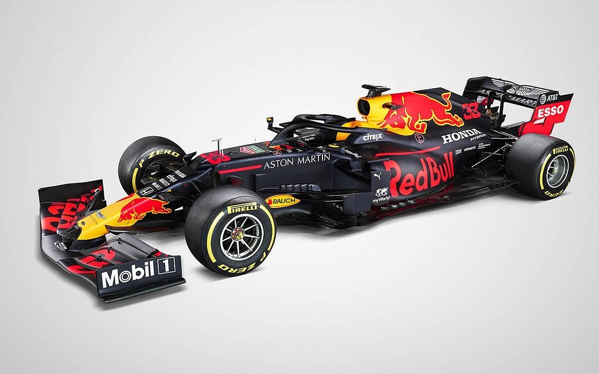 <p>Red Bull Racing F1</p>