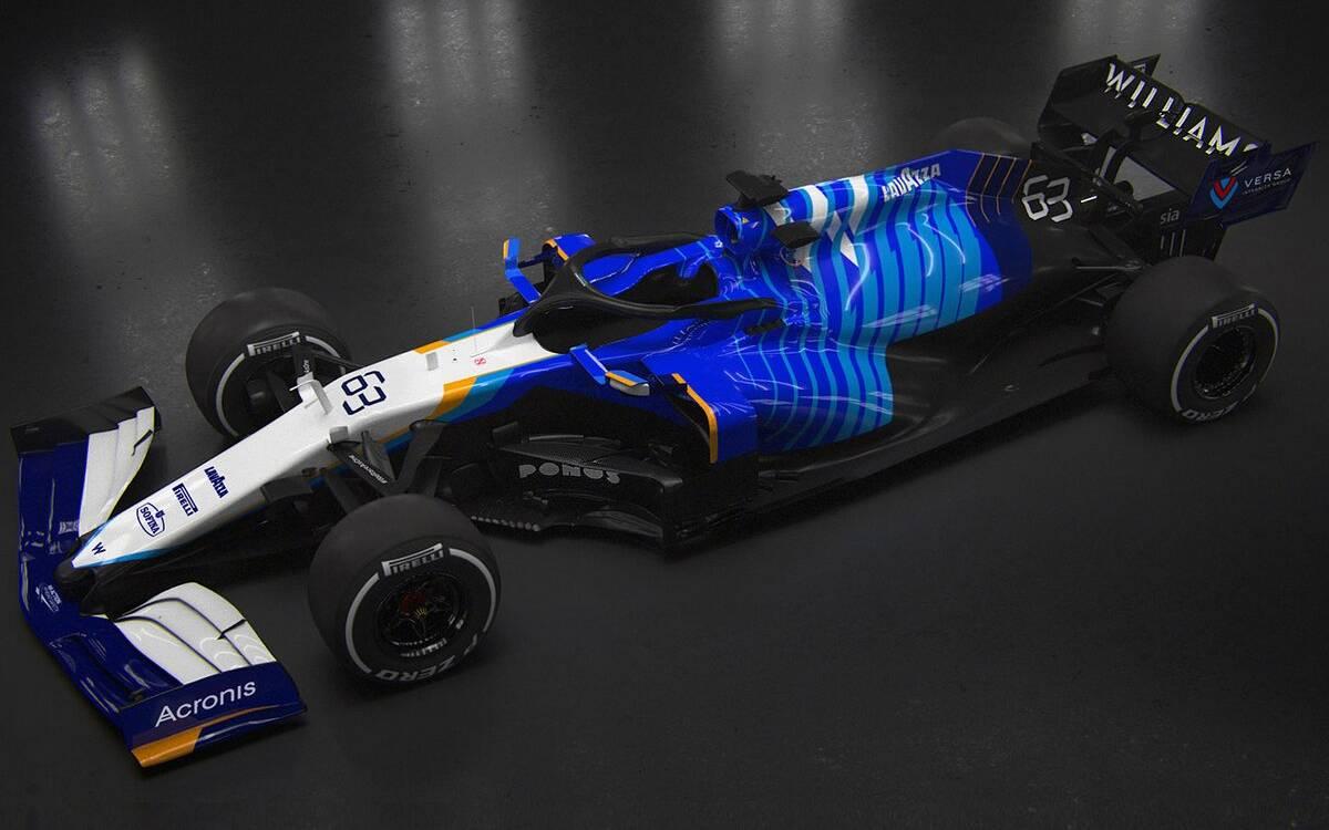<p>Williams Racing</p>