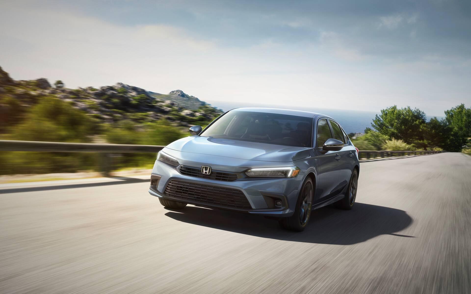 <p>Honda Civic 2022</p>