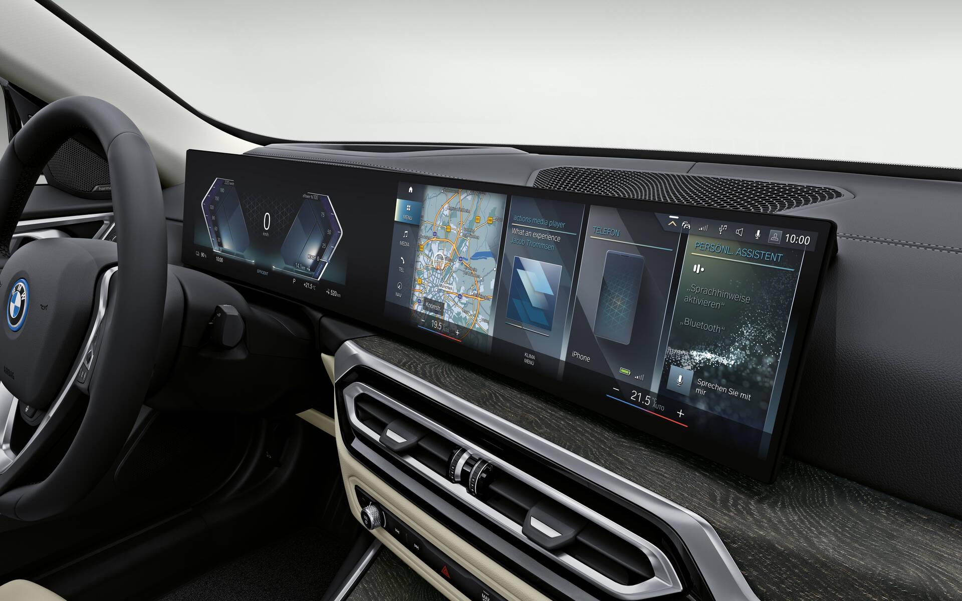 <p>BMW i4 eDrive40 2022</p>
