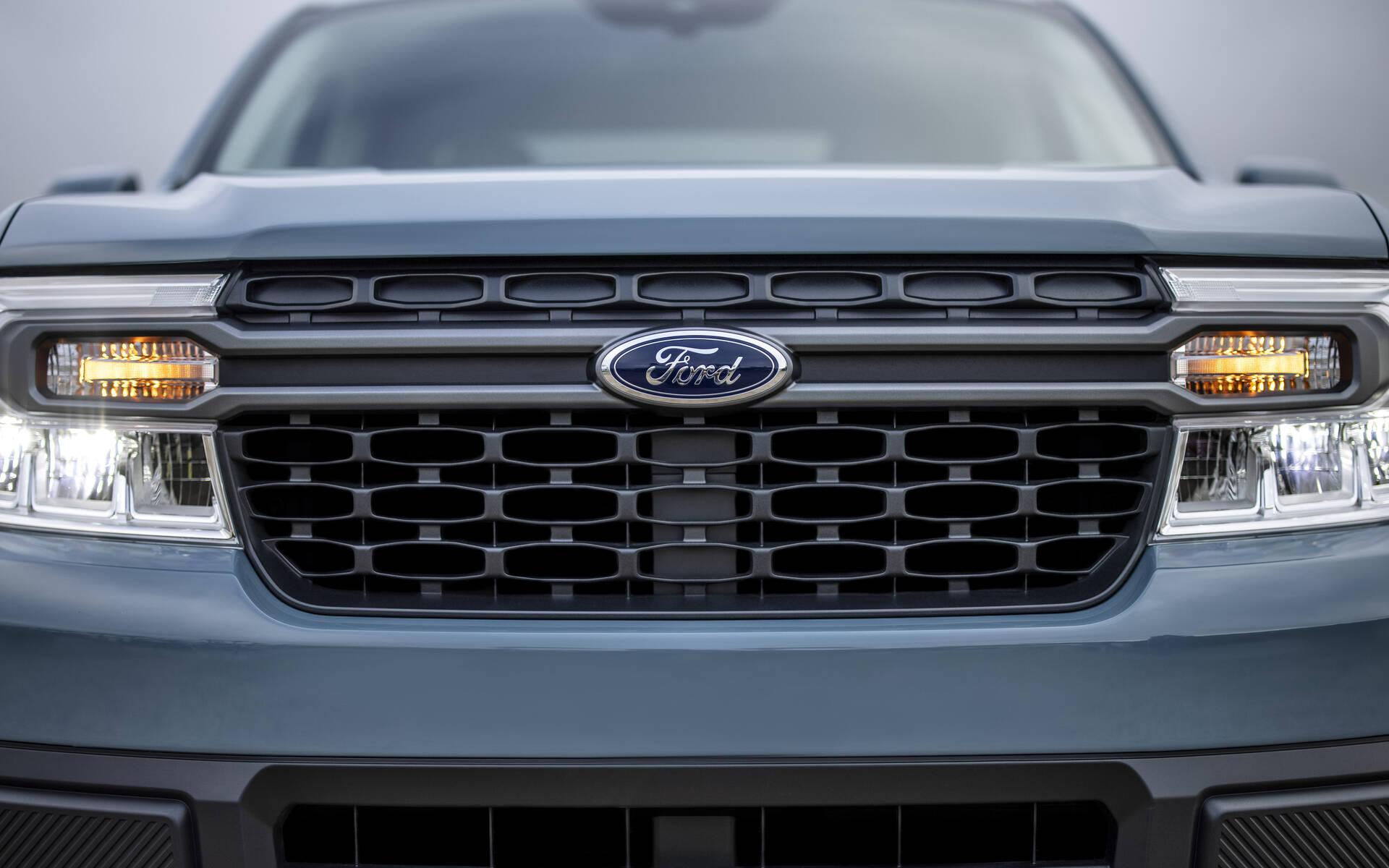 <p>Ford Maverick 2022</p>