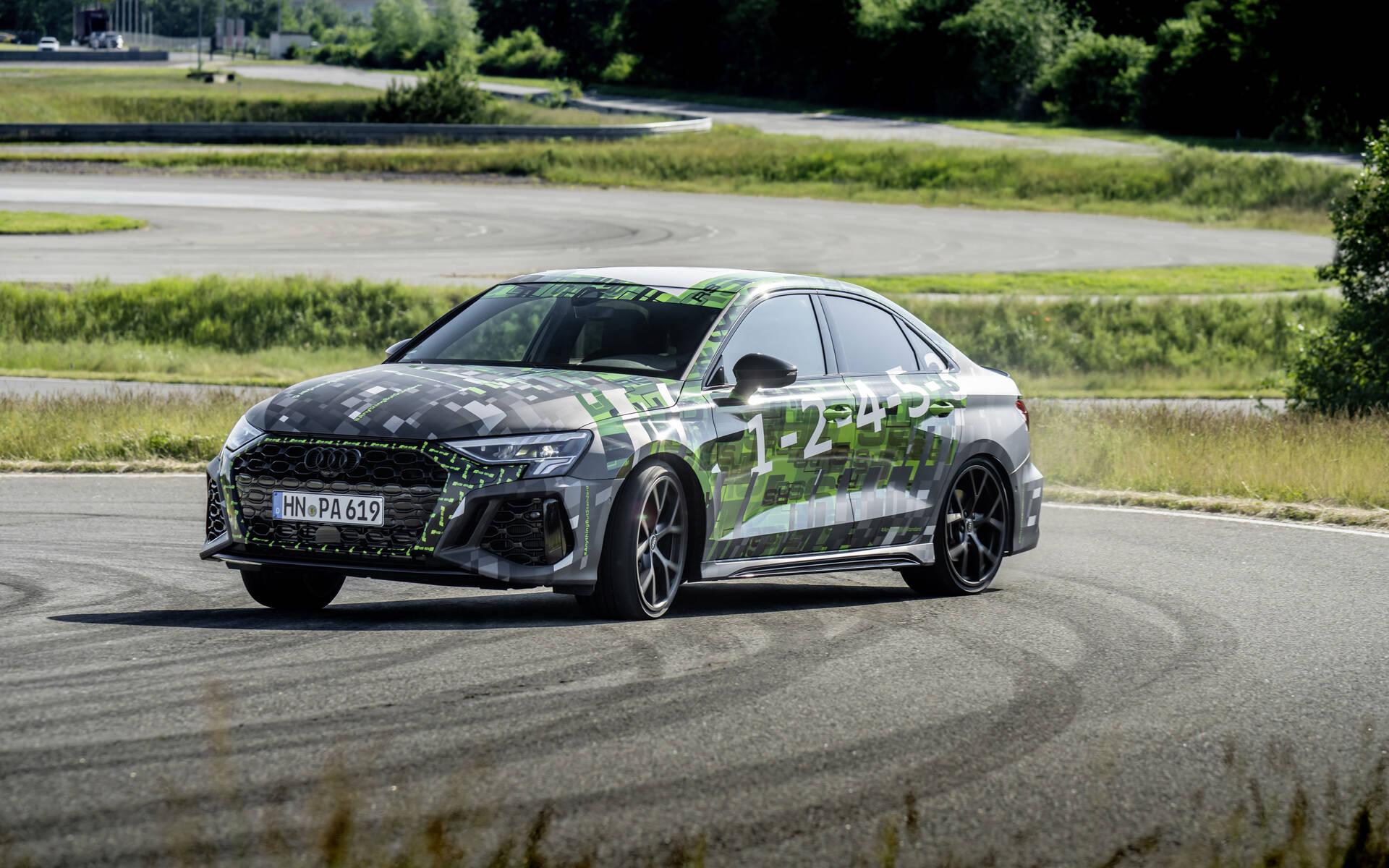 Audi RS 32022