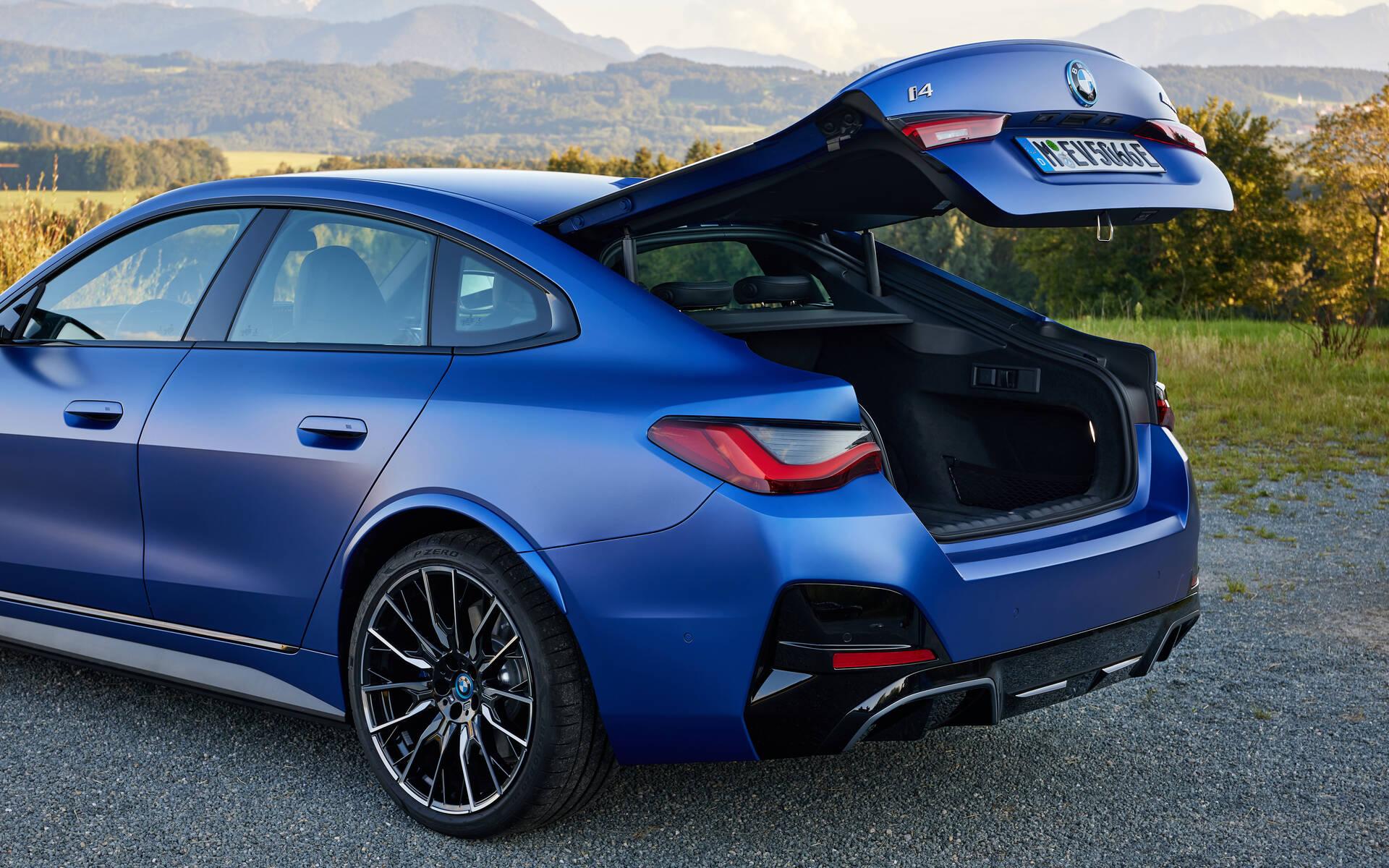 <p>BMW i4 M50 2022</p>