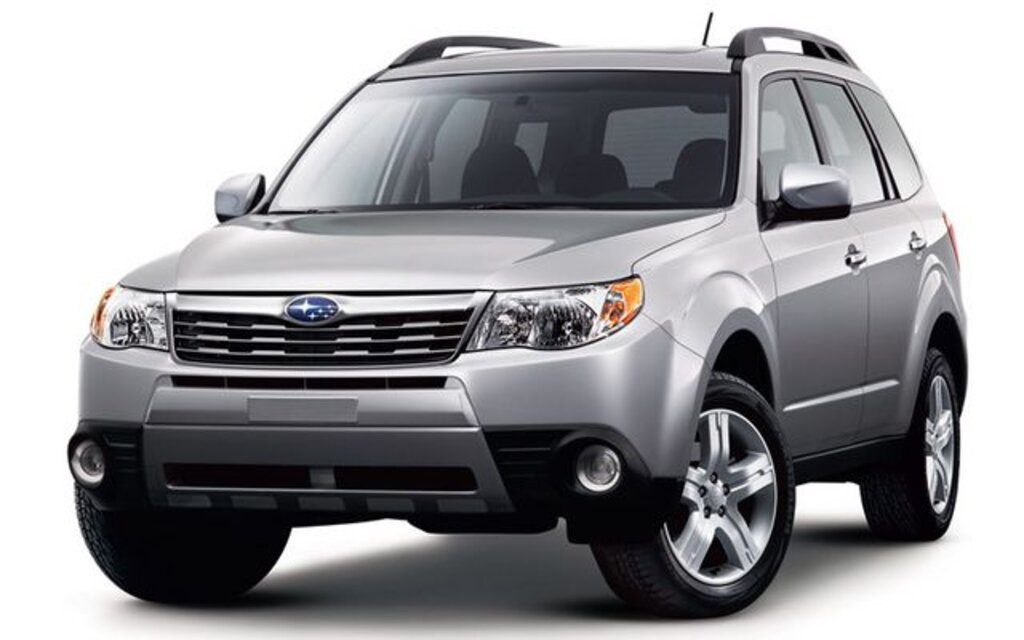 2009 subaru forester 2 5x specifications the car guide. Black Bedroom Furniture Sets. Home Design Ideas