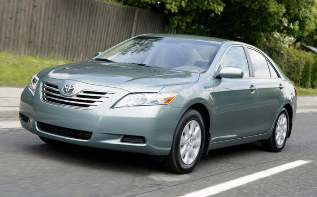 Toyota Camry. All Photos