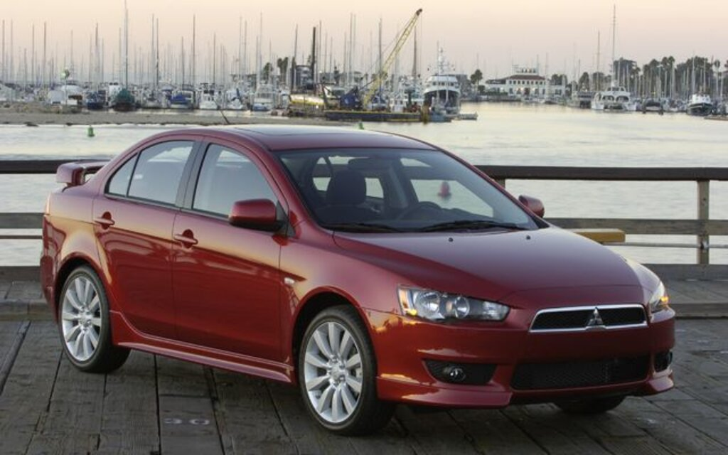2009 Mitsubishi Lancer DE Specifications - The Car Guide