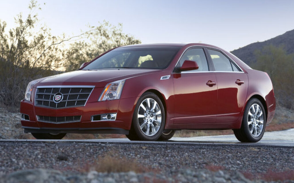 2009 Cadillac CTS 3.6L 1SA Specifications - The Car Guide