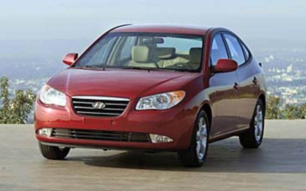 Hyundai Elantra. All Photos