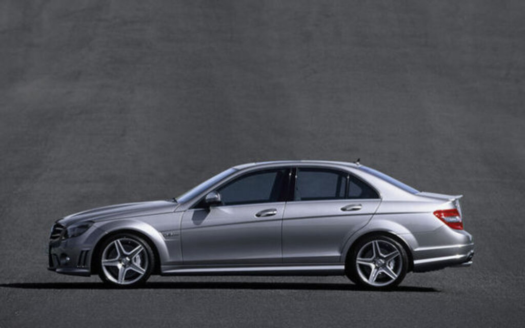 2009 Mercedes-Benz C-Class C300 Specifications - The Car Guide