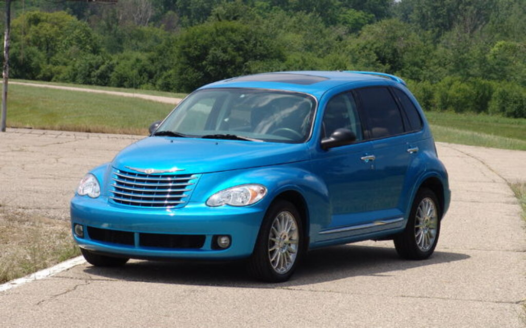 sp cifications chrysler pt cruiser lx 2009 guide auto. Black Bedroom Furniture Sets. Home Design Ideas