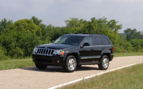 2009 Jeep Grand Cherokee Laredo   Price, Engine, Full Technical  Specifications   The Car Guide / Motoring TV