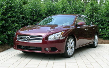 Nice 2009 Nissan Maxima 3.5 SV   Price, Engine, Full Technical Specifications    The Car Guide / Motoring TV