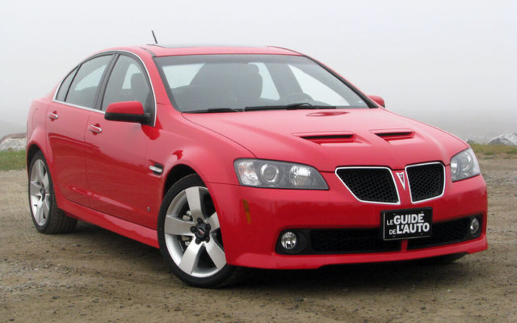2009 pontiac g8 news reviews picture galleries and. Black Bedroom Furniture Sets. Home Design Ideas