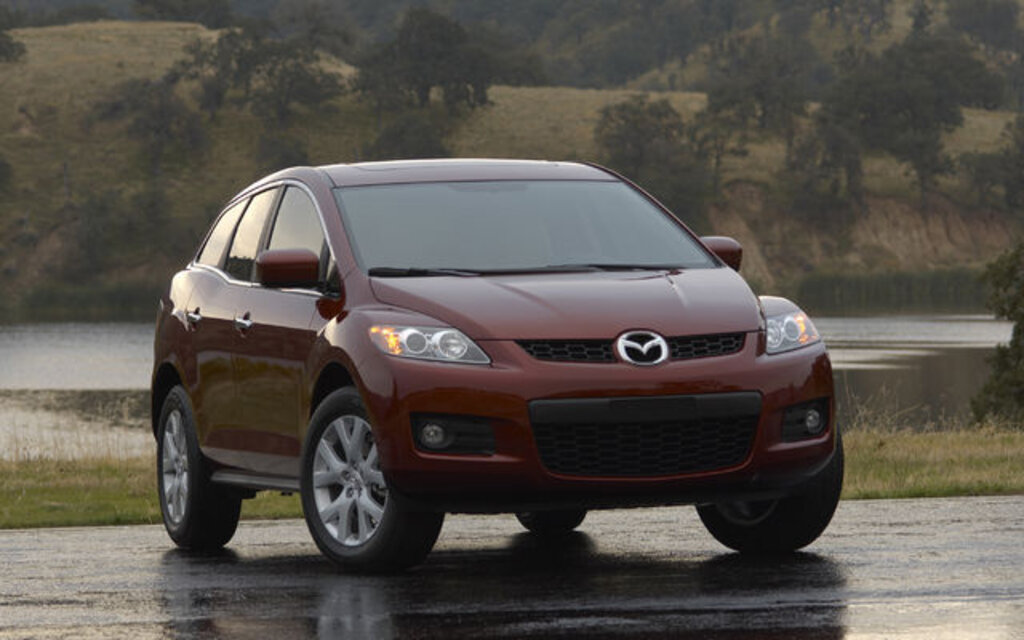 mazda cx7 2009 review