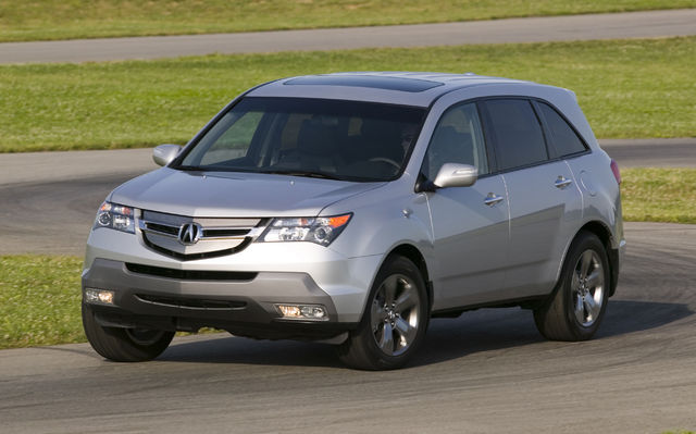 2009 Acura Mdx News Reviews Picture Galleries And Videos The Car Guide
