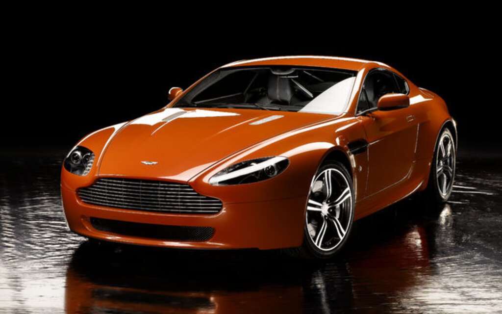 2009 Aston Martin Vantage V8 Coupe Specifications The Car Guide