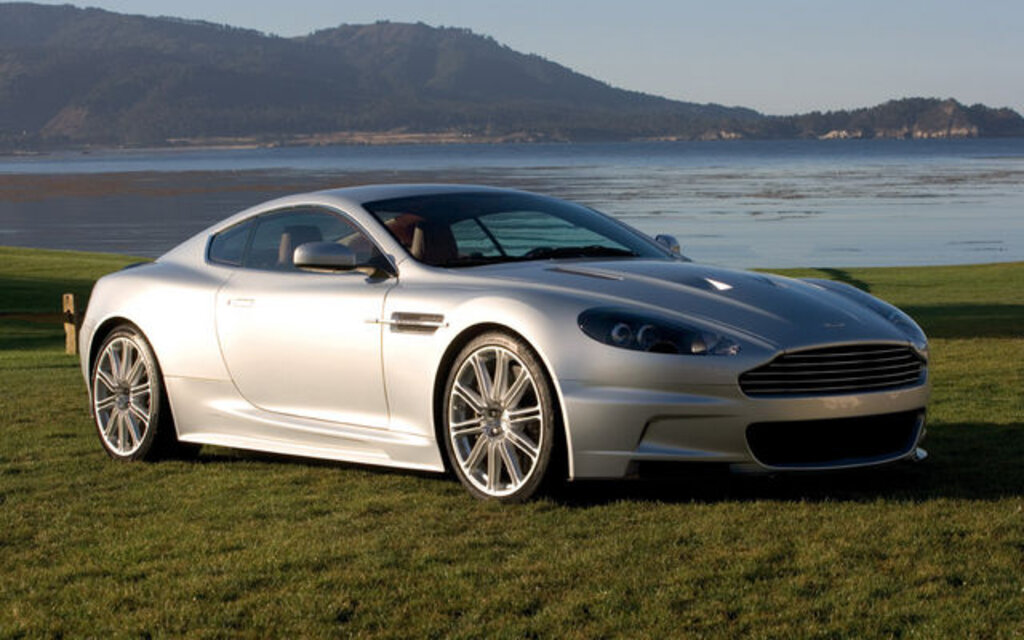 2009 Aston Martin Dbs Dbs Specifications The Car Guide