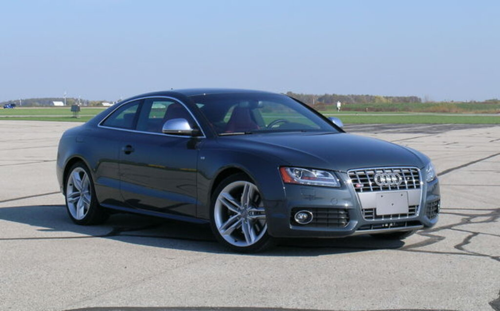 2009 audi a5 news reviews picture galleries and videos. Black Bedroom Furniture Sets. Home Design Ideas