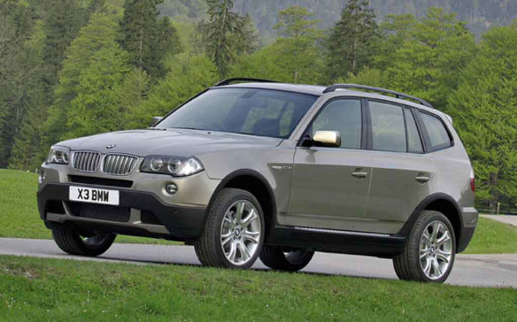 2009 Bmw X3 News Reviews Picture Galleries And Videos border=