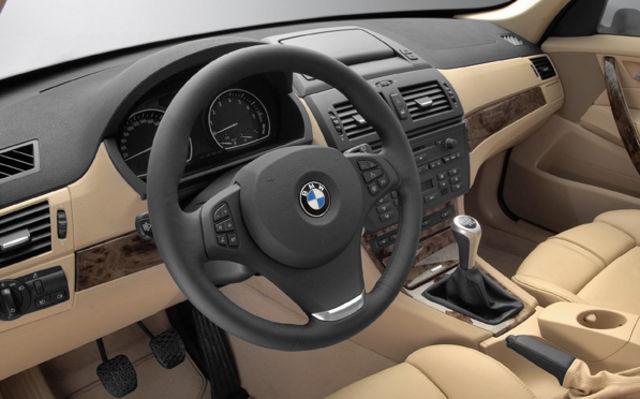 2009 Bmw X3 Photos 2 3 The Car Guide