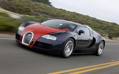 2009 bugatti veyron price