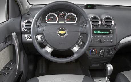 2009 Chevrolet Aveo 5 Ls Price Engine Full Technical