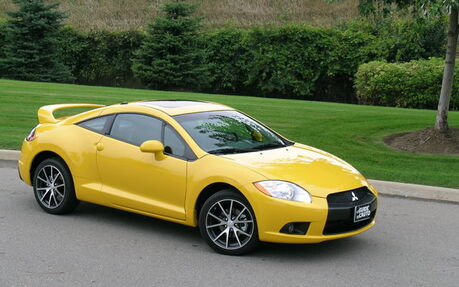 2009 mitsubishi eclipse gs coupe - price, engine, full technical