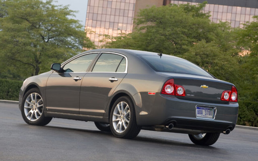 2009 Chevrolet Malibu LS Specifications - The Car Guide
