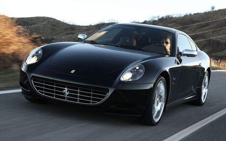 Ferrari 612 scaglietti 2009