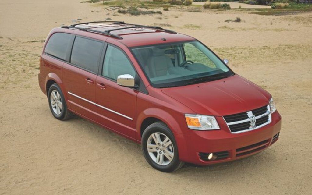 2009 Dodge Grand Caravan News Reviews Picture Galleries And Videos The Car Guide