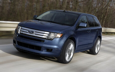Ford Edge Se Fwd Price Engine Full Technical Specifications The Car Guide Motoring Tv