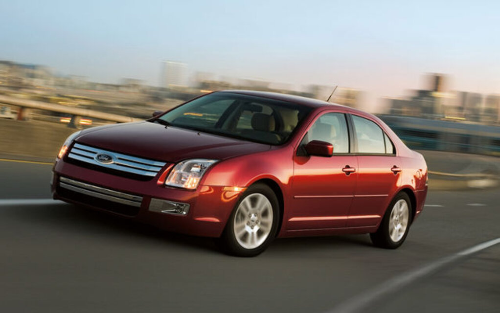 2009 ford fusion sel 2 3l specifications the car guide. Black Bedroom Furniture Sets. Home Design Ideas