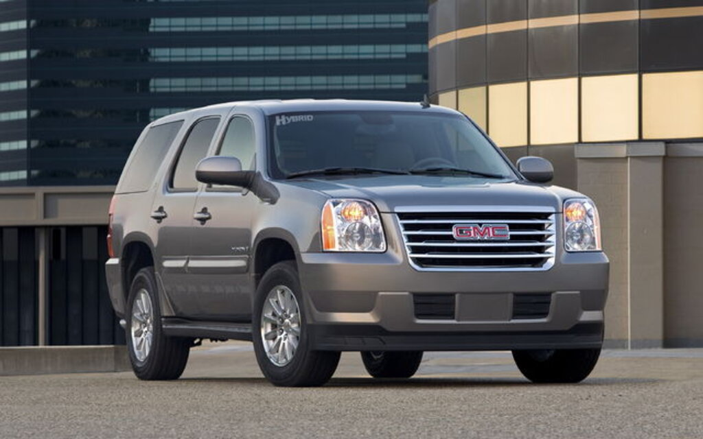 2009 gmc yukon news reviews picture galleries and. Black Bedroom Furniture Sets. Home Design Ideas