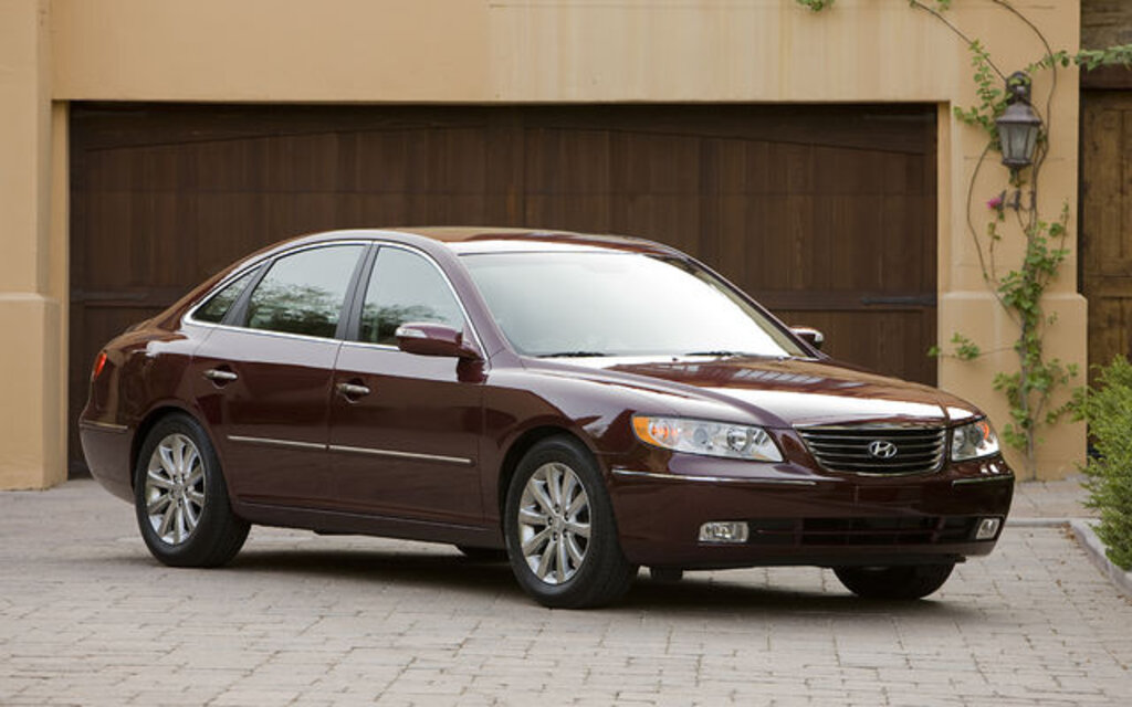 2009 Hyundai Azera News Reviews Picture Galleries And Videos