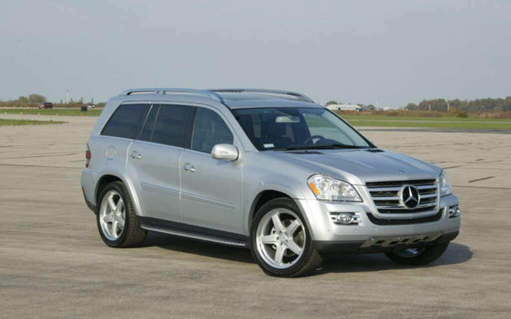 2009 Mercedes Benz Gl Class Gl450 4matic Specifications The Car Guide