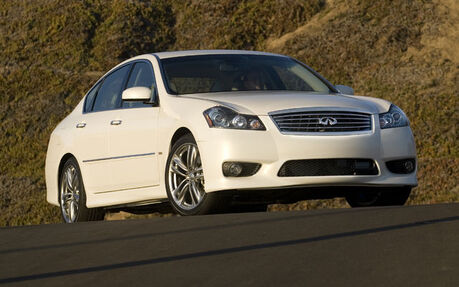 2009 Infiniti M 35x Price Engine Full Technical Specifications
