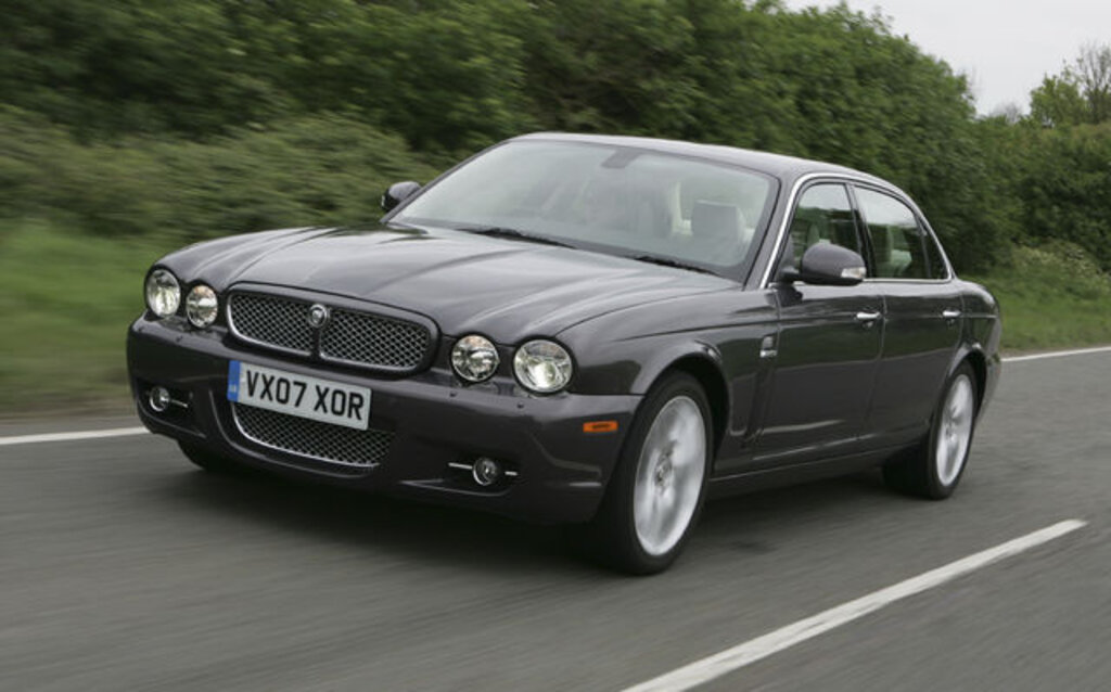 2009 Jaguar XJ   News, Reviews, Picture Galleries And Videos   The Car Guide