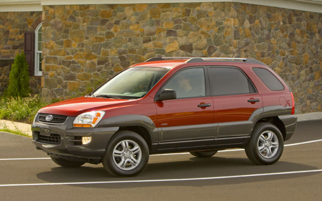 2009 Kia Sportage News Reviews Picture Galleries And