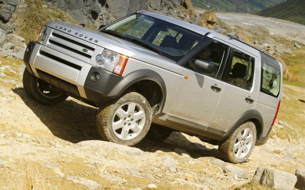Land Rover LR3 2009