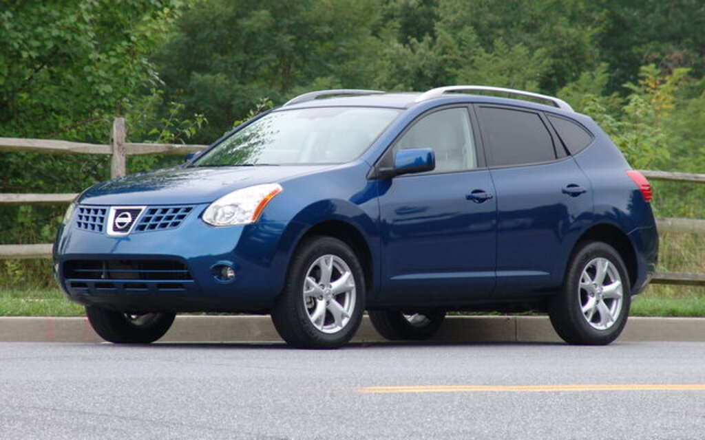 Nissan Rogue. All Photos