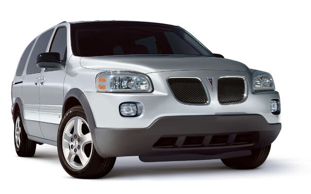 Pontiac Montana SV6 2009