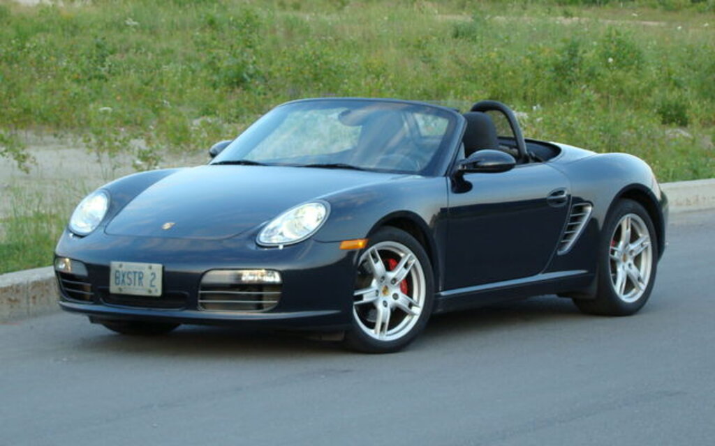 2009 Porsche Boxster S Specifications The Car Guide