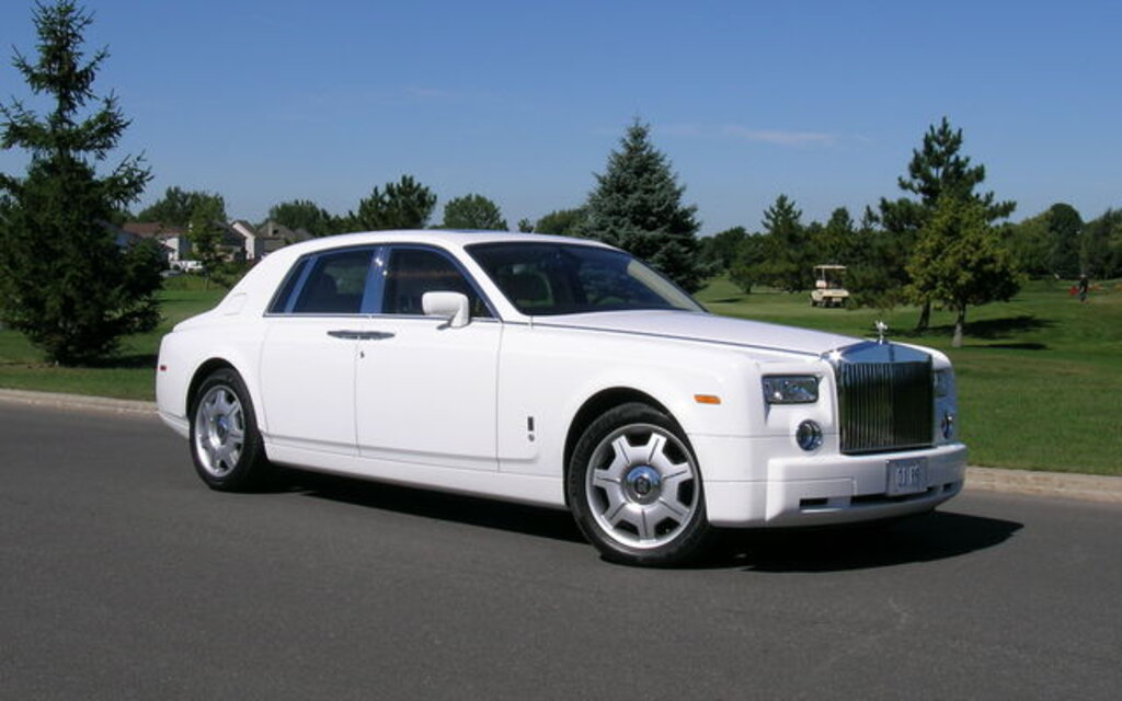 2009 Rolls-Royce Phantom Base Specifications - The Car Guide