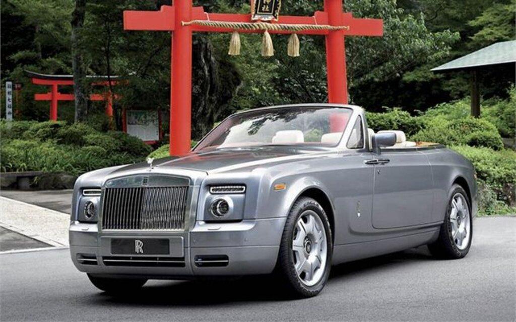 2009 Rolls-Royce Drophead Coupé