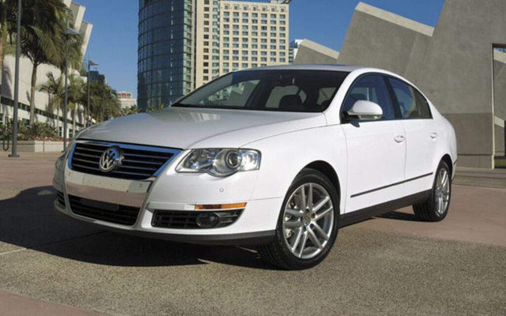 2009 volkswagen passat news reviews picture galleries and videos the car guide. Black Bedroom Furniture Sets. Home Design Ideas