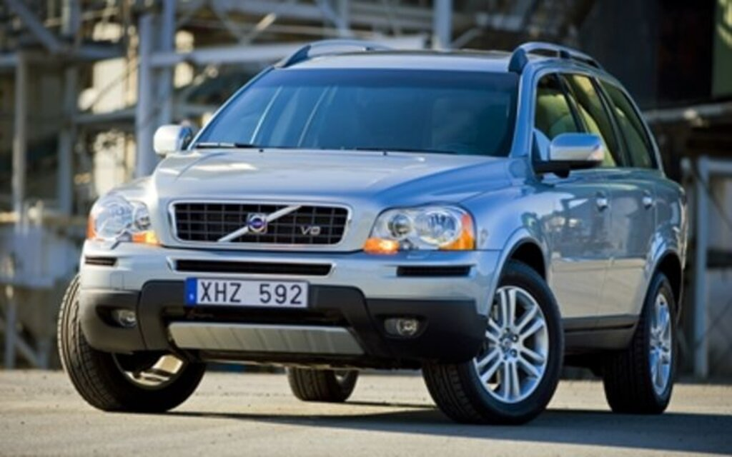 2009 volvo xc90 3.2 awd 5 seat specifications - the car guide